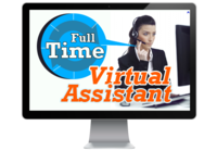 15 Percent – Full Time Virtual Assistant SEO VA