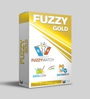 FuzzyMatch + DataClean + DateMatch – Perpetual license Coupon