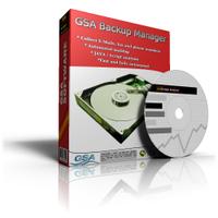 15% OFF – GSA Backup Manager