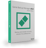 Genie Backup Manager Home 9 – Exclusive 15 Off Coupon