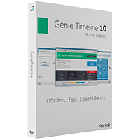 Genie9 Genie Timeline Home 10 – 2 Pack Coupons