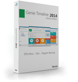 Genie9 Genie Timeline Home 2015 – 2 Pack Coupon