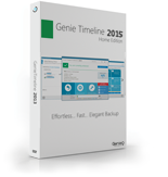 15% OFF – Genie Timeline Home 2015 – Volume