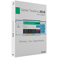 Genie Timeline Home 2016 – 5 Pack – 15% Discount
