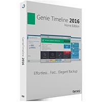 Genie Timeline Home 2016 – 5 Pack – 15% Discount