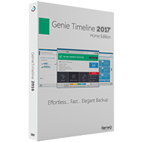 Genie9 – Genie Timeline Home 2017 – 5 Pack Coupon