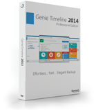 Genie9 – Genie Timeline Pro 2015 – 3 Pack Coupon Code