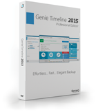 Genie Timeline Pro 2015 – 3 Pack – Exclusive 15% Off Discount