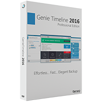 Genie Timeline Pro 2016 – 3 Pack Coupons