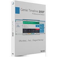 Genie Timeline Pro 2017 – 3 Pack – 15% Discount
