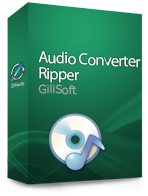 40% GiliSoft Audio Converter-Ripper Coupon