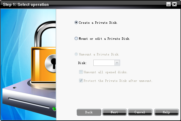 GiliSoft Private Disk Coupon – 40%