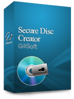 Gilisoft Secure Disc Creator – 1 PC / 1 Year free update Coupon