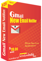 Window India – Gmail New Email Notifier Coupon Code