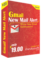 TheSkySoft Gmail New Mail Alert Discount