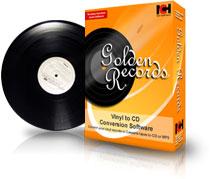 Golden Records Vinyl auf CD Konverter Coupon Code – 30%