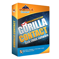 Gorilla Contact Bulk Email – GorillaContact 2.0 SERVER Edition Coupon Discount