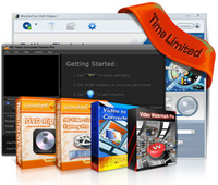 HD Video Converter Factory Pro (+ $10 Get 3 Software Free) Coupon