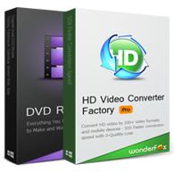 HD Video Converter Factory Pro (+ Free Get WonderFox DVD Ripper Pro) – Exclusive Coupon