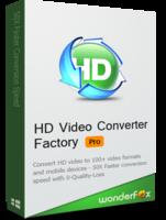 HD Video Converter Factory Pro – 15% Discount