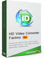 WonderFox Soft HD Video Converter Factory Pro Coupon Sale