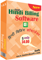 Exclusive Hindi Excel Billing Software Discount