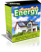 15% Home Made Energy Sale Coupon