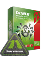 Home products (Dr.Web Security Space)+Free protection for mobile device! Coupon