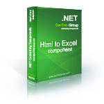 Html To Excel .NET – High-priority Support – 15% Off