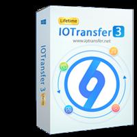 IOTransfer 3 PRO (Lebenszeit / 3 PCs)- exklusiv* Coupon