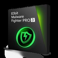 IObit Malware Fighter 3 PRO Kit de Presente – SD+IU+PF Coupon