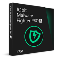 IObit Malware Fighter 5 PRO (3 PCs / 1 Jahr 30-Tage-Testversion) – Deutsch Coupon