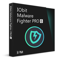 IObit Malware Fighter 6 PRO (1 year / 1 PC)- Exclusive Coupon