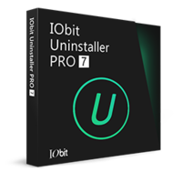IObit Uninstaller 7 PRO (1 Year subscription / 3 PCs) Coupon 15% OFF