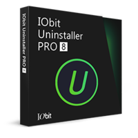 IObit Uninstaller 8 PRO (1-jarig abonnement / 3 PCs) – Nederlands* Coupon 15%