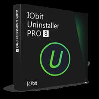 IObit Uninstaller 8 PRO (1 year subscription / 3 PCs) Coupon