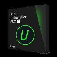 IObit IObit Uninstaller PRO (1 year subscription) Coupon