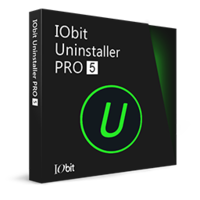 IObit IObit Uninstaller PRO 5 (1 year subscription / 1 PC) Coupon Code