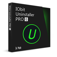 IObit Uninstaller PRO 6 (1 year / 1 PC)-Exclusive Coupon