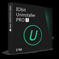 IObit Uninstaller PRO 7 (1 year subscription / 1 PC) Coupon 15%