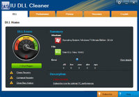 IU DLL Cleaner – (3 PCs License) Coupons 15%