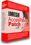 35% Imesh Acceleration Patch Coupon