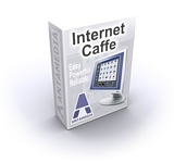 15% – Internet Caffe Software    (Server  + 30 Clients)