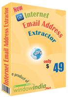 Window India – Internet Email Address Extractor Coupon Code