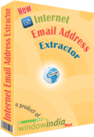Window India Internet Email Address Extractor Coupon