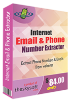 Exclusive Internet Email and Phone Number Extractor Coupons