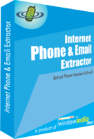 Exclusive Internet Phone and Email Extractor Coupon Sale