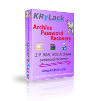 KRyLack Archive Password Recovery Coupon Code