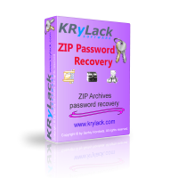 KRyLack Software – KRyLack ZIP Password Recovery Coupon Discount