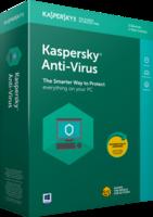 Kaspersky Lab (Middle East) Kaspersky Anti-Virus Coupon